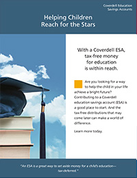 Answers to Your Questions — Coverdell Education Savings Accounts